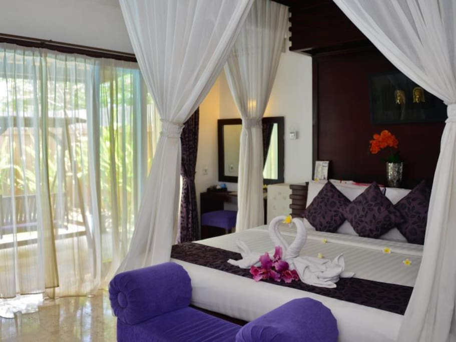 Villa Bed Room