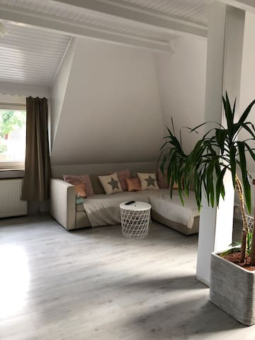 Top Wohnung! 135qm, 2 DZ, 35 min Hamburg Mitte!