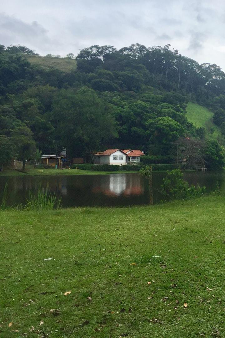 Entorno do Açude/Lago Caiçara