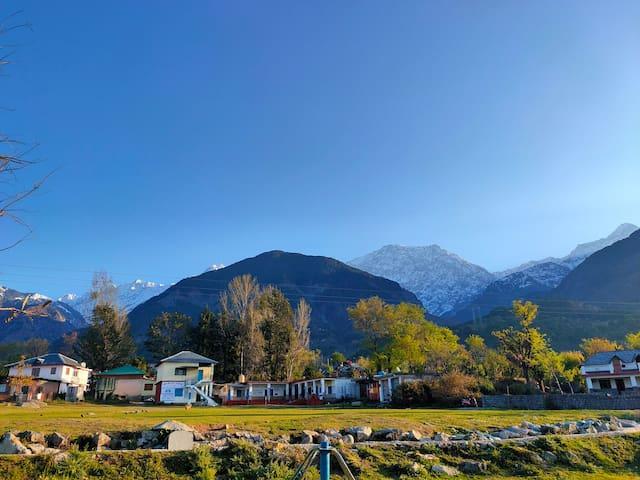 Aasra Cottage Rakkar Village Dharamshala