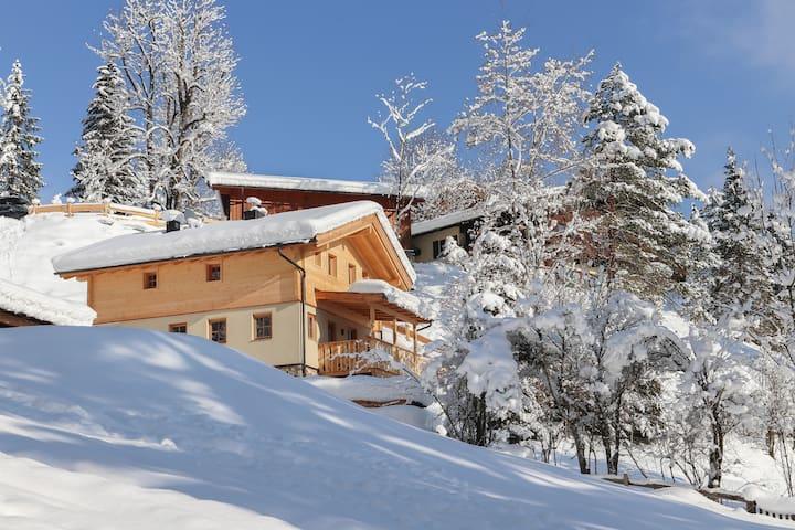 Chalet Prinzis in Lofer - Urlaub im eigenen Haus