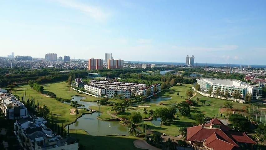The Mansion Jasmine Aurora (Golf & Sea View)