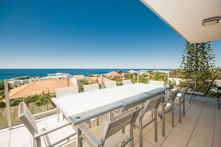 Linea Penthouse on Sunshine - Sunshine Beach - Radhus