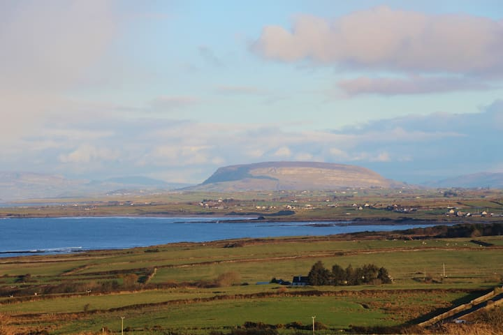 The Landmark is located at Aughris, an area of outstanding natural beauty, directly on the Wild Atlantic Way