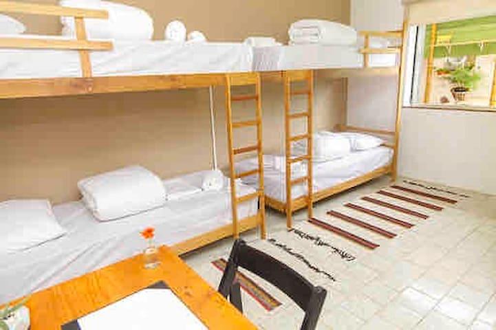 Quarto mulheres  - Mangarito Hostel