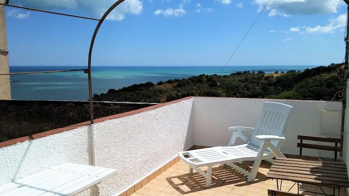 Suite at Casa Ferrari - seaside and natural parks