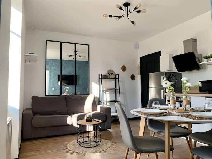 Appartement INDIGO Gare