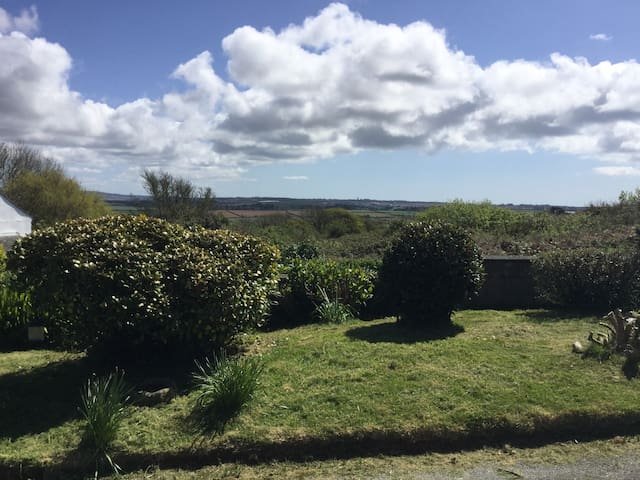 Penzance, private annexe with beautiful views. - Cornwall - Flat
