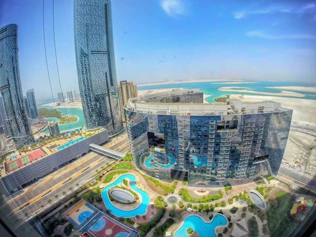 Perfect 1 BR in Abu Dhabi - Reem Island