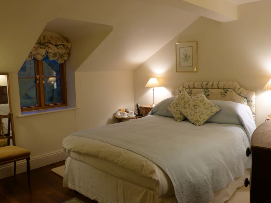 Bed And Breakfast Bridport Twin Room