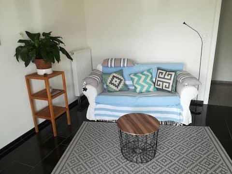 1-Zimmer-Küche-Bad