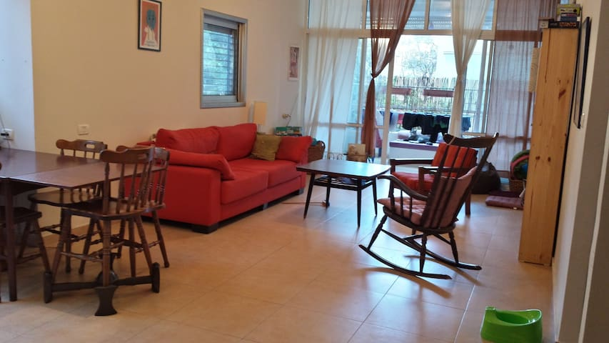 quiet apartment, great location - Rehovot - Apartment