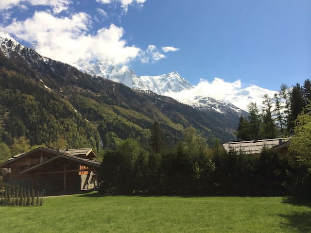 Chalet in Chamonix View Mont-Blanc - Chamonix - House
