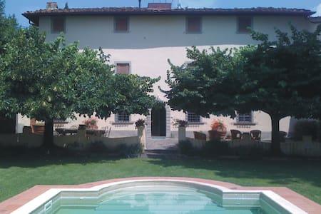 Entire Panoramic Tuscany Villa  - Lamporecchio - Villa