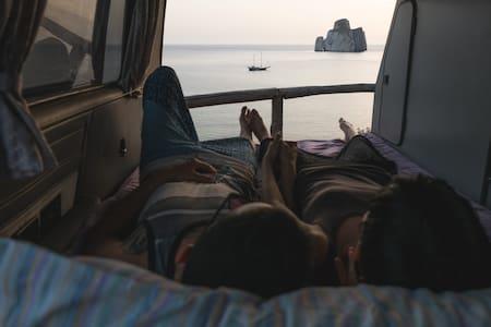 LadyBug-bus - Carbonia - Camping-car/caravane