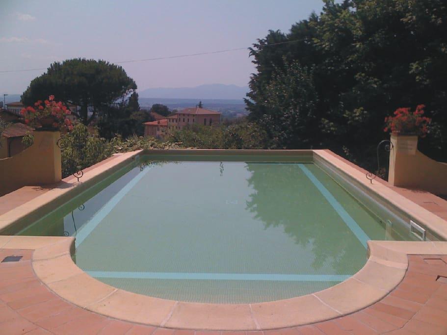 Villa Con Piscina Colline Toscane Ville In Affitto A