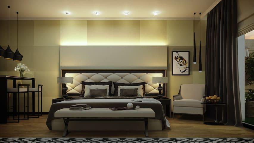 Intimate luxurious rooms - Gerusalemme - Bed & Breakfast