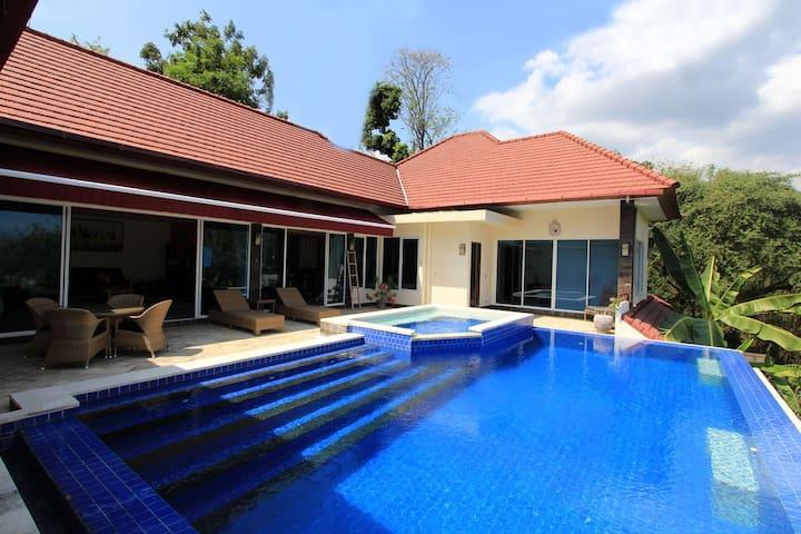 Ocean View Villa Ebel, Lovina - North Bali