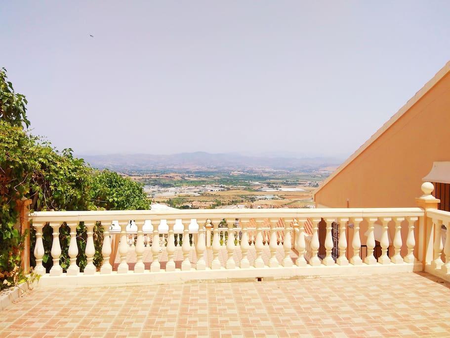 Segundo terraza
