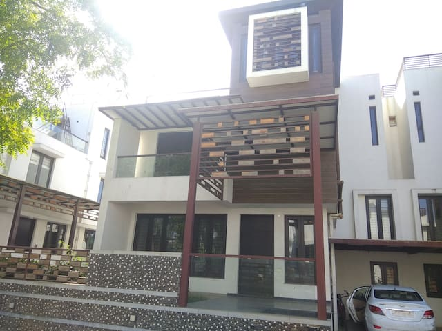 Furnished Villa & Bungalow  entire place