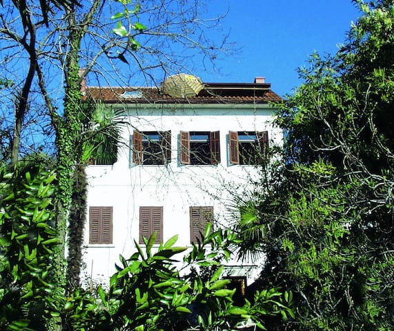 Villa Vrutki 100 sqm, seaview, walking distance - Opatija - Hus