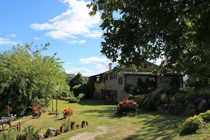 Country House Il Biroccio -Apts - Urbino - Flat