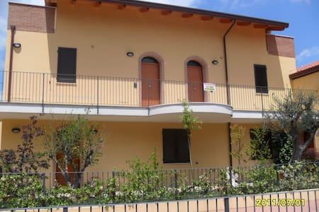 MONDAINO COLLINA ROMAGNA 420 SLM - Wohnung