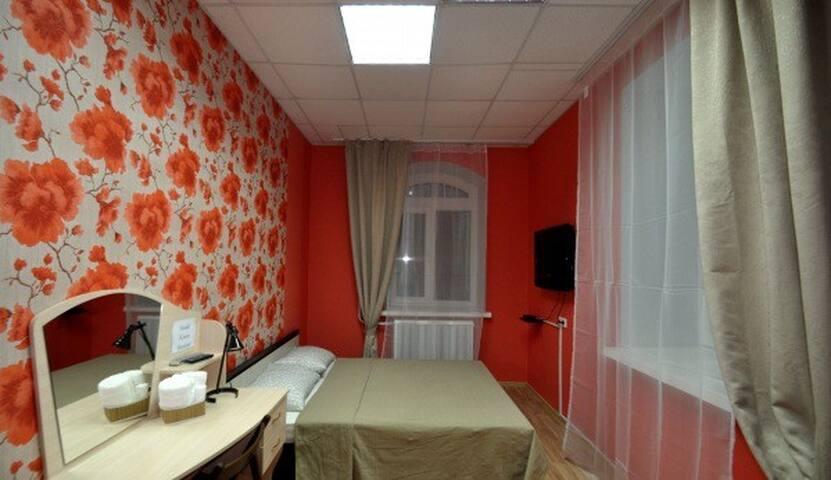 Трехкомнатная на привозальной 9 - Barnaul - Apartment