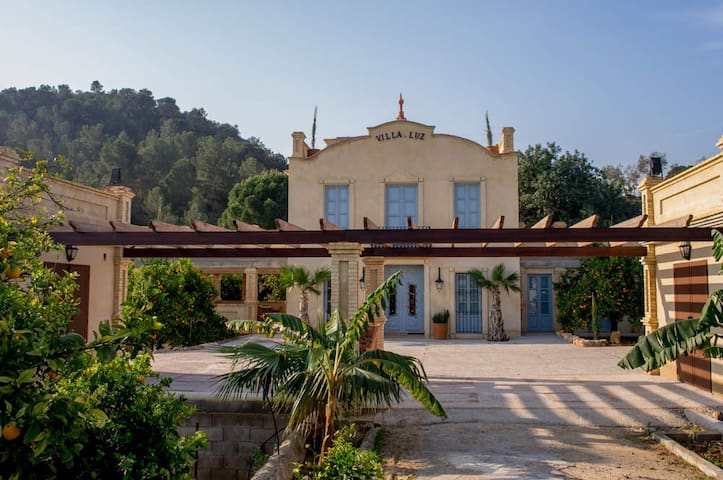 19th century Valencian villa