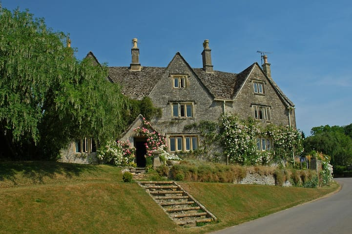 Cotswolds  Cirencester/Bibury - Cirencester - House