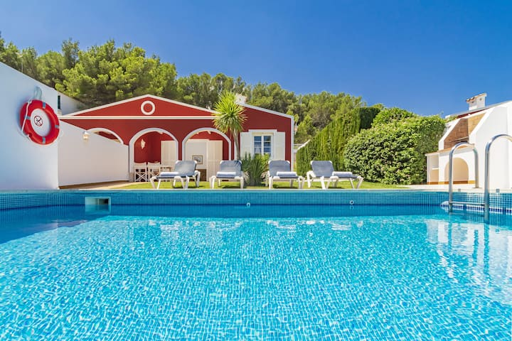 Villa Galdana Palms 7 - Menorca