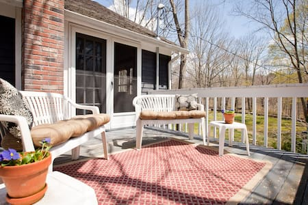 Fully-equipped 6-BR Guest House - Brooklyn - Casa