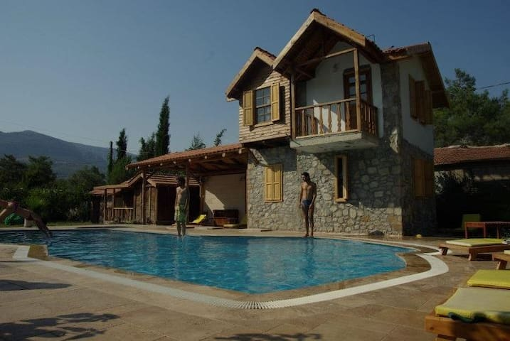 Olympos Köyevi Countryhouse