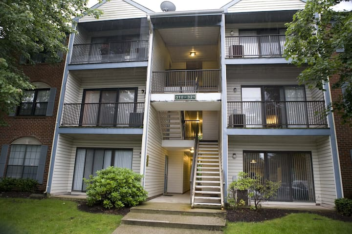 2 BR, 2BA ground floor condo - 311 - Piscataway Township - Apartment