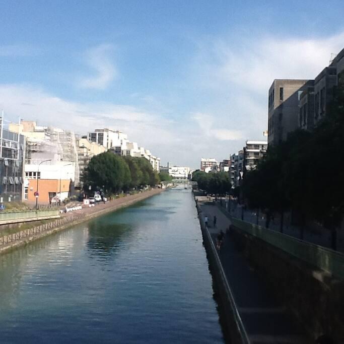 50m proche de paris et des lieux touristiques lofts for Lieux touristiques france