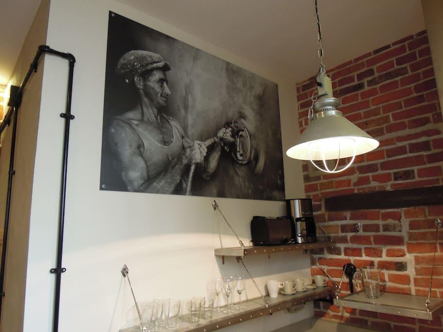 Kitchen corner/Aneks kuchenny