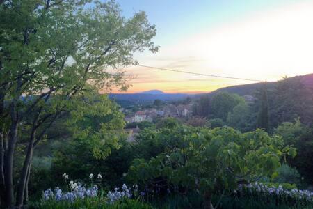 Dream country retreat for a couple - Villecroze - House