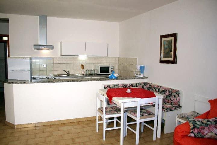 Appartamento con tutti i confort a 50 m dal mare.