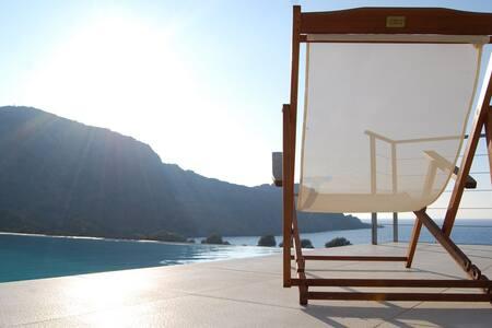 Villa Corallium, amazing sea view - Kissamos - Vila