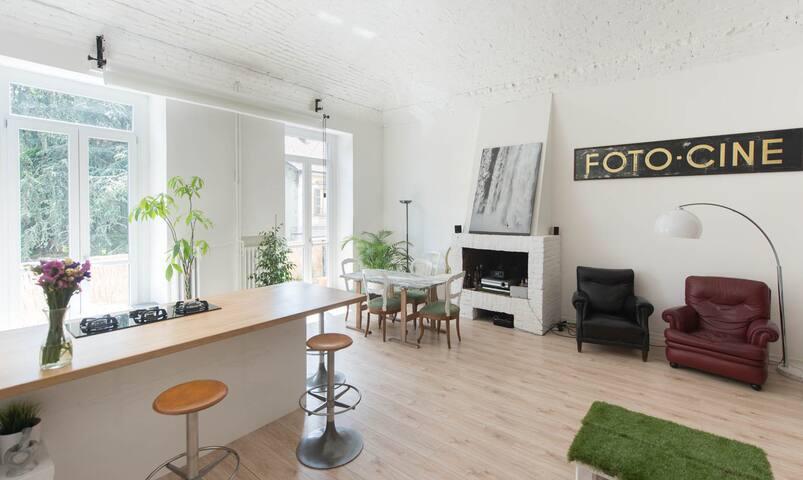Loft di design - Torino - Loft