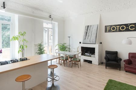 Torino central design loft - Torino - Loft