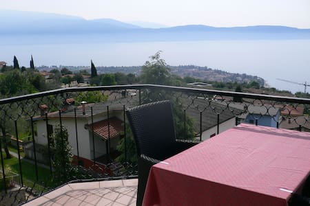 Piccolo apartment with super view - Toscolano Maderno