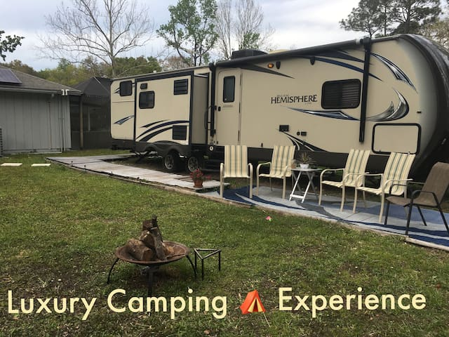 Luxury Camping St Augustine