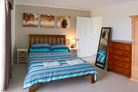 Cosy private room with double bed - Warrnambool - Dom