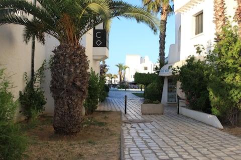 Bel appartement au coeur du Port El Kantaoui