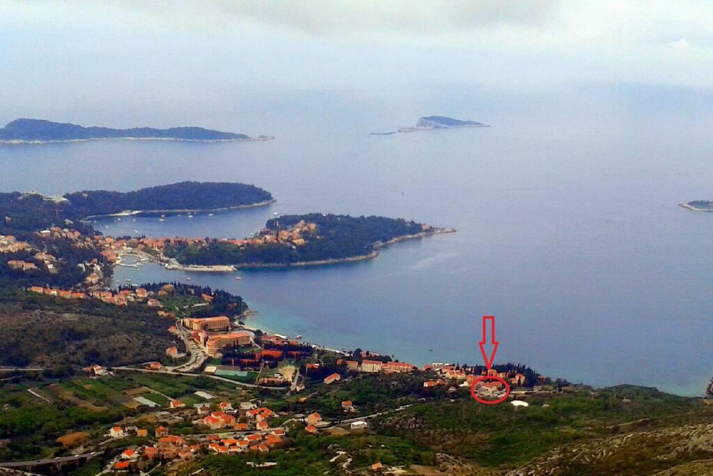 view of Cavtat