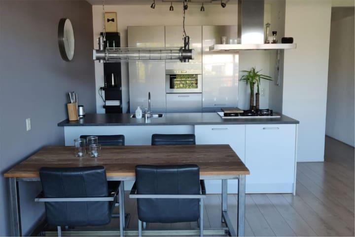 Appartement at Kronenburgerpark, heart of Nijmegen
