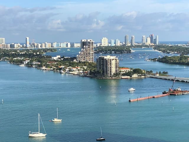 Great view at Bayshore