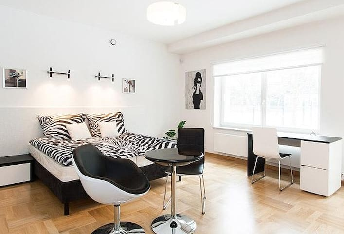 Apartament STARE BIELANY I