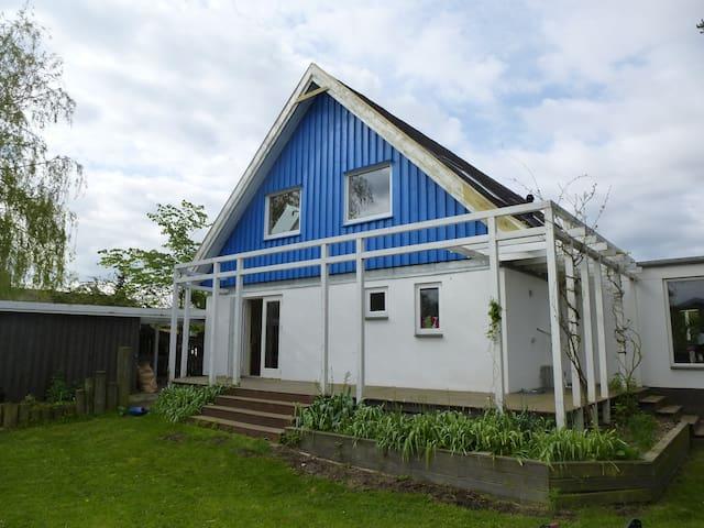Nice house close to copenhagen